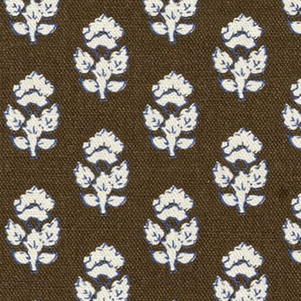 Anna French Julian Cotton in Brown