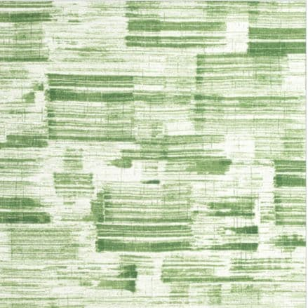 Anna French Shadows  Linen in Emerald Green