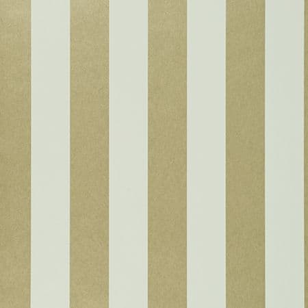 Clarke & Clarke Nevis Wallpaper in Gold