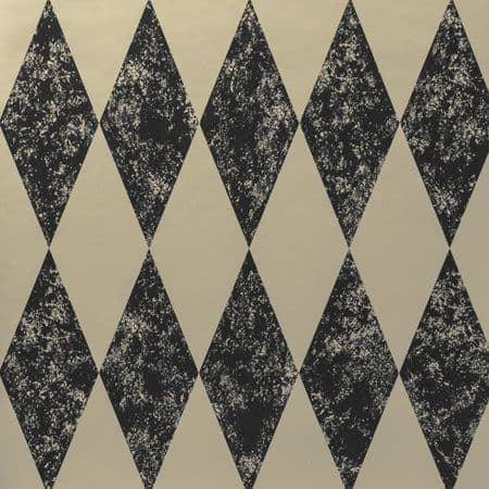 Clarke & Clarke Tortola Wallpaper in Charcoal