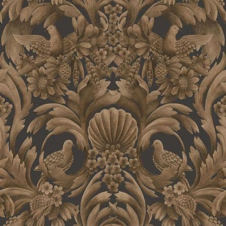 Cole & Son Gibbons Carving  Wallpaper 118/9018