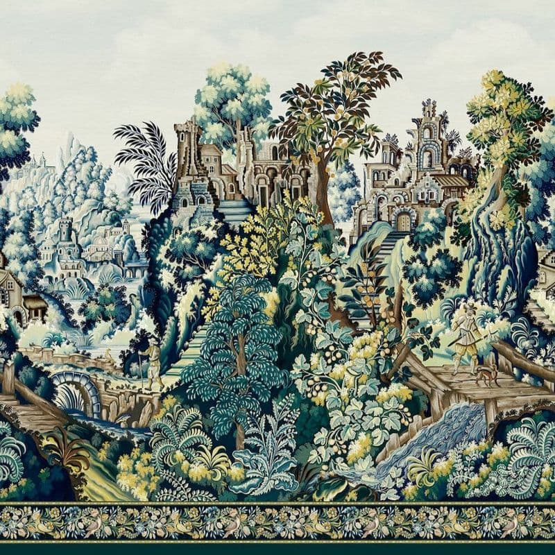 Cole & Son Verdure Tapestry Wallpaper 118/17038