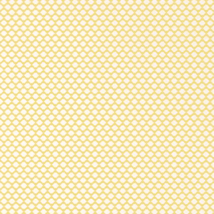 Thibaut Bijou Wallpaper in Yellow