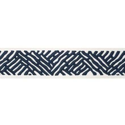 Thibaut Cobble Hill Tape in Navy