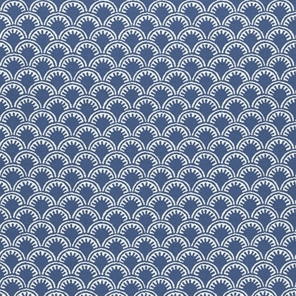 Thibaut Maisie Fabric in Royal Blue