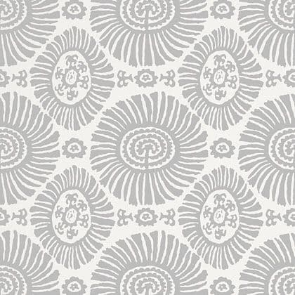 Thibaut Solis  Wallpaper in Grey