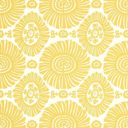 Thibaut Solis  Wallpaper in Yellow
