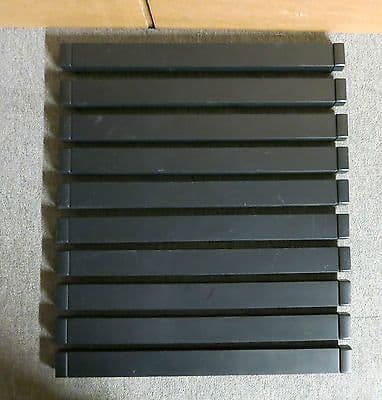 10 x HP - Universal Rack Server Cabinet Black Blank Slot Filler Panel 464695-001