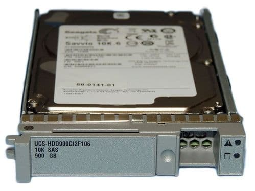 "100 x Cisco 900GB 10K SAS 2.5"" HDD Hard disk drive UCS-HDD900GI2F106 UCS Servers"