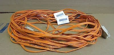 2 x Cisco Multimode Sx Fiber Patch Cable 10m - F1511006-10