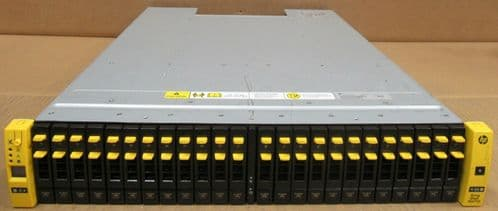 2 x HP 3PAR Drive Shelf M6710 each with 24 x 3PAR QR503A 200GB SSD