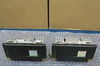 2 x Intel Pentium III - Katmai 450MHz, 512MB Slot One Processor CPU SL35D