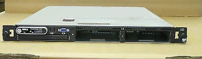20 x Dell PowerEdge R300 Dual-Core XEON 3.0GHz 4GB VT VMware 1U Rack Server