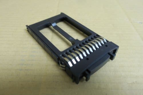 6 x HP 392613-001 HARD DRIVE BLANK SFF 2,5 Inch - Used as filler in empty slots