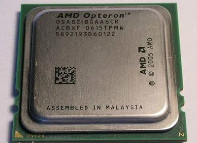 AMD Opteron 2.6GHz 8218 OSA8218GAA6CY Socket F / 1207 Dual Core CPU Processor