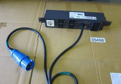 APC Dell 5191E 230v AC 24A Power Distribution Unit PDU