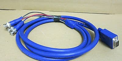 AWM E166307 Style 2919 28AWG 80oc 30V VW-1 Low Voltage VGA Computer Cable
