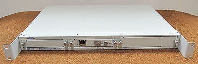 Adva FSP500 2 Card Managed Chassis, Ethernet Version 2 Card Module, 0079591030