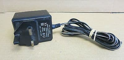 Axis Commucation PS-A  AC Power Adapter 9V 0.3A UK 3 Pin Plug - Type: PN6 8332