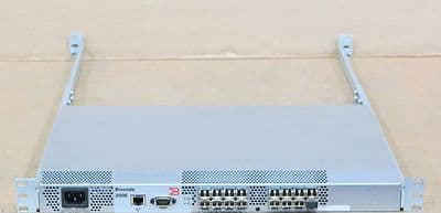 Brocade 200E SM-210E-R0000 16-Port 4Gb Fibre Channel FC Switch  16 Ports Active