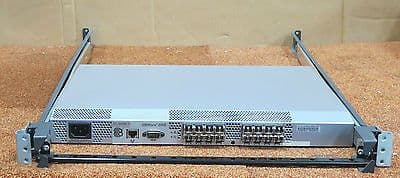 Brocade Silkworm 200E Fibre Channel 4GB Switch 16 Port 1U Rackmount SM-210E-0000