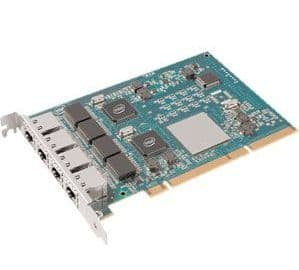 Check Point  P-CPIP-A-4-1 4 Port Gigabit Ethernet Network Module PMC 10/100/1000