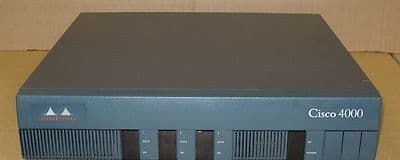 Cisco 4000 Network Router CCNA CCNP CCIE - Free UK Delivery