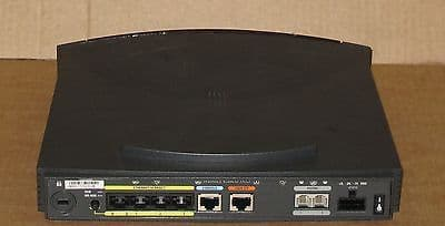 Cisco 803 4-Port ISDN Ethernet Wired Network Router