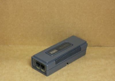 Cisco Aironet PoE Power Injector AIR-PWRINJ3 for Aironet Switches and Phones