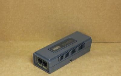 Cisco Aironet Power Injector AIR-PWRINJ3 For Aironet Switches And Phones