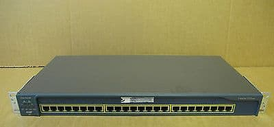 Cisco Catalyst WS-C2950-24 24-Port Fast Ethernet Network Switch