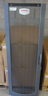 Compaq / HP 10636 36U Graphite Cabinet FRONT DOOR ONLY
