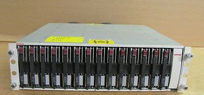 Compaq StorageWorks DS-SL13R-AB Array  8 x 36.4Gb, 5 x 72.8Gb 10K Ultra SCSI