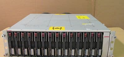 Compaq StorageWorks DS-SL13R-AB Array 9 x 36.4Gb, 5 x 72.8Gb 10K Ultra SCSI