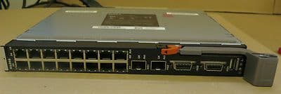 Dell PowerConnect M6348 Ethernet Blade Switch for PowerEdge M1000e Blade Chassis