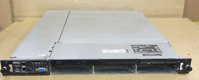 Dell PowerEdge 1550 IMU Server 768Mb RAM, CD-ROM, Floppy, 275W Power Supply