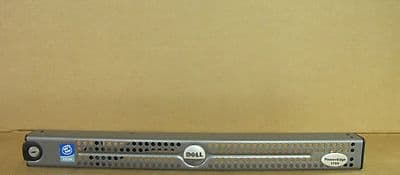 Dell PowerEdge 1750 Front Bezel P/N 7W261