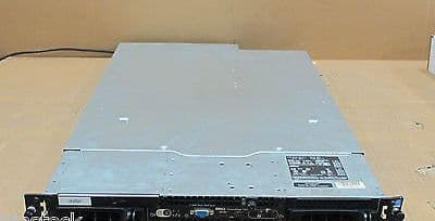 Dell PowerEdge 1850 - 1 x Xeon 3GHz, 1Gb RAM, 2 x 36Gb HDD Rack Mount 1U Server