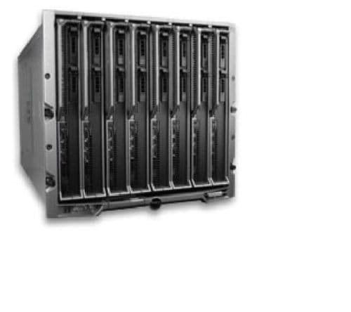 Dell PowerEdge M1000E Chassis+ 8 x M910 Blade Servers 192 x XEON CORES 512GB RAM