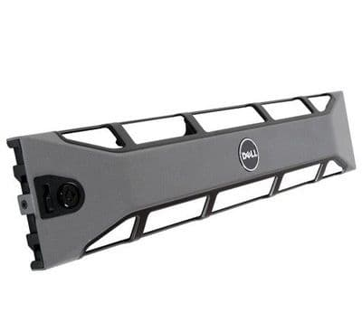 Dell PowerEdge R710 Front Bezel with Key included pn HP725 - Fast UPS