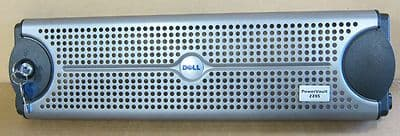 Dell PowerVault 220 S Front Bezel Panel with Keys 07R811