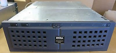 Dell PowerVault 630F - 4U, Fibre Channel Disk Array Enclosure 10x 18Gb HDD