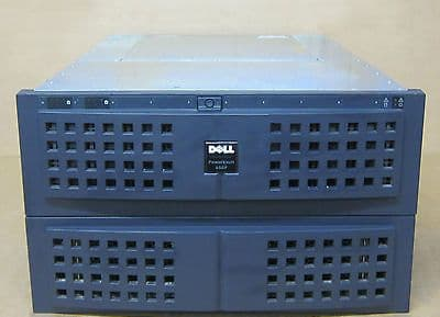 Dell PowerVault 650F - 6.5U, Fibre Channel Disk Array Enclosure, DAE,10 x HDD