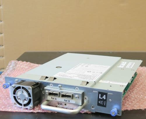 Dell Powervault 407CX LTO4 SAS 8001600GB Tape Library Drive 407CX for 124T