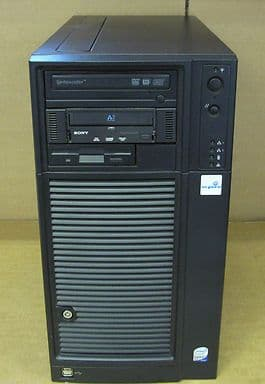 Epic Servers Tower Server Dual-Core 2.2Ghz 4Gb 2x250Gb Sony Tape Drive