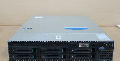 FalconStor SR2500 2U Storage Server 2GHz QUAD-CORE 4Gb RAM 6 x 750Gb SATA