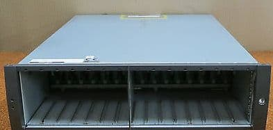 Fujitsu 15DE CA06210-B325 15 Bay Drive Storage Array 2x CA06210-C324