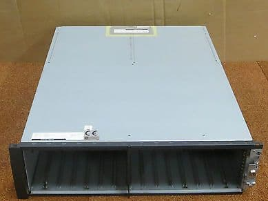 Fujitsu 15DE CA06800-B101 Storage 15 Drive Bay Array 2 x CA06800-D101 NO HDD's