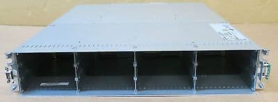 Fujitsu Siemens FibreCAT SX88 Base Storage Array Chassis SAN FC With I/O Module