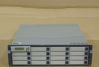 G-Technology G-SPEED XL16 16Tb 4Gbps 3U Fibre Channel FC Storage RAID Array